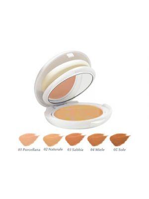 AVENE Couvrance Crema Compatta Colorata Oil-Free - 4 MIELE