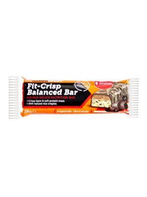 NAMED Sport Fit-Crisp Balanced Bar Barretta 38 g. - Exquisite Chocolate