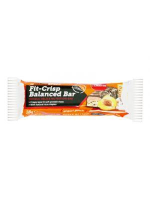 NAMED Sport Fit-Crisp Balanced Bar Barretta 38 g. - Yogurt-Peach