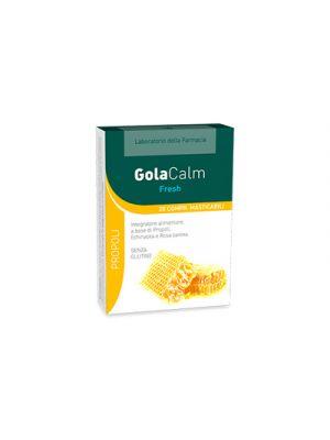 PROPOLI GolaCalm Fresh 20 Compresse Masticabili