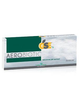 GSE® Aerobiotic Soluzione per Aereosol 10 Fiale