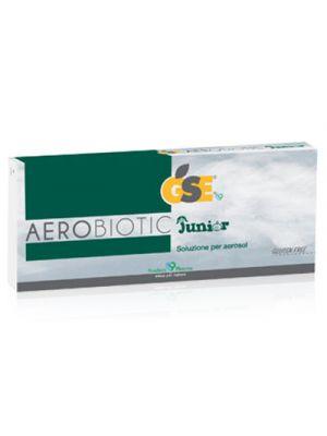 GSE® Aerobiotic Junior Soluzione per Aereosol 10 Fiale