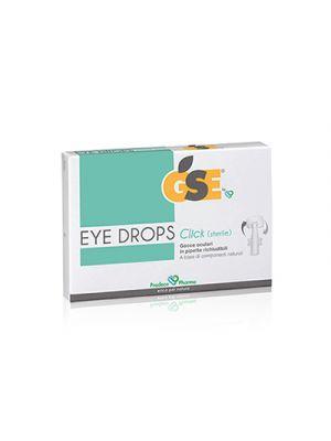 GSE® Eye Drops Click Gocce Oculari 10 Pipette