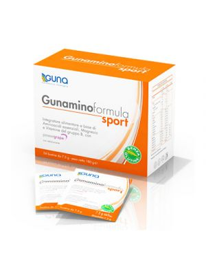GUNA Gunamino Formula Sport 24 Bustine da 7,5 g.