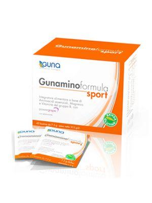 GUNA Gunamino Formula Sport 42 Bustine da 7,5 g.