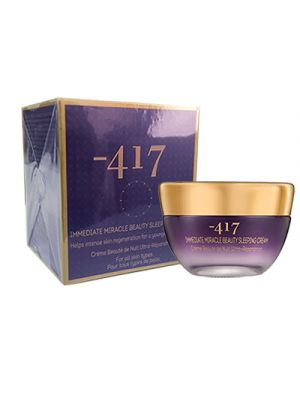 MINUS 417 Immediate Miracle Beauty Sleeping Cream 50 ml.