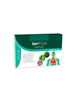 INFLULAB IperFluid Aerosol 10 Fiale da 3 ml.