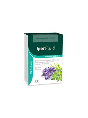 INFLULAB IperFluid Spray Nasale 30 ml.
