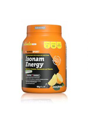 NAMED Sport IsoNam Energy Polvere 480 g. - Gusto Lemon