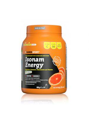 NAMED Sport IsoNam Energy Polvere 480 g. - Gusto Red Orange