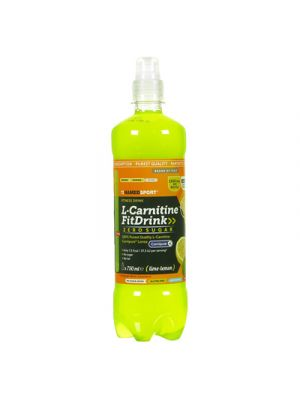 NAMED Sport L-Carnitine FitDrink 500 ml. - Gusto Lemon-Lime