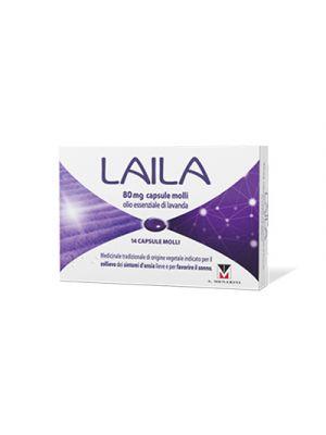 LAILA 80 mg. 14 Capsule Molli