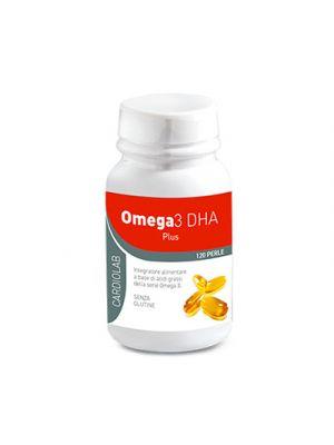 CARDIOLAB Omega3 DHA Plus 120 Perle