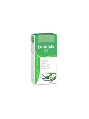 I PREPARATI Eucalipto Oil 20 ml.