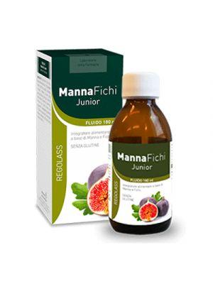 REGOLASS Manna e Fichi Junior Sciroppo 180 ml.