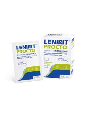 LENIRIT® Procto 10 Salviette Igienizzanti Monouso
