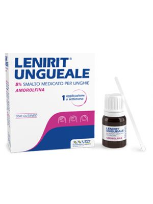LENIRIT® Ungueale 5% Smalto Medicato per Unghie 2,5 ml.