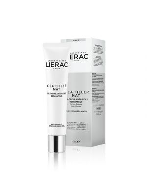 LIERAC Cica-Filler Gel-Crema Anti-Rughe Riparatore 40 ml.