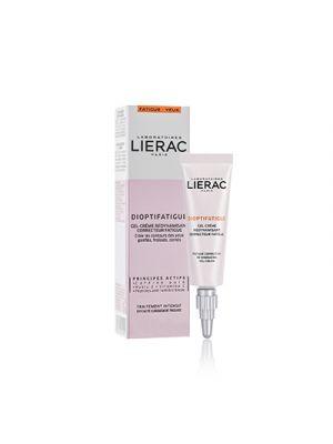 LIERAC Dioptifatigue Gel-Crema Dinamizzante Correzione Fatica Contorno Occhi 15 ml.