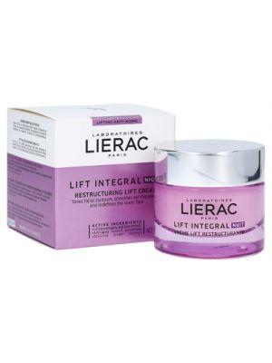 LIERAC Lift Integral Notte Crema Liftante Ristrutturante 50 ml.