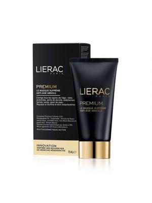 LIERAC Premium Masque Supreme Maschera Anti-Età Globale 75 ml.