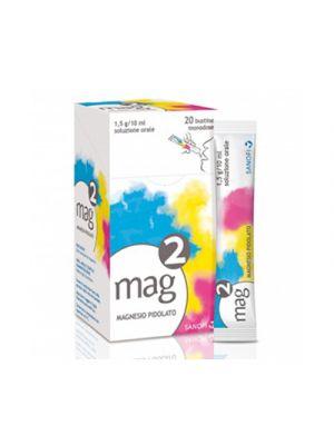 MAG2® 1,5 g/10 ml. Soluzione 20 Bustine Liquide Orali