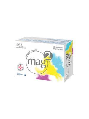 MAG2® 20 Compresse Effervescenti da 2,25 g.