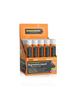NAMED Sport Magnesium Liquid + Vitamin B6 1 Fiala Monodose 25 ml.
