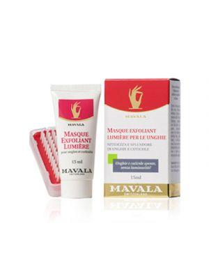 MAVALA Masque Exfoliant Lumiere per Unghie 15 ml.