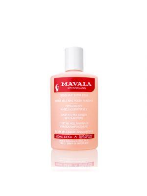 MAVALA Dissolvant Extra Doux Solvente per Smalto Senza Acetone 100 ml.