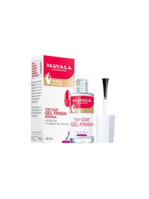 MAVALA Top Coat Gel Finish Fissatore Effetto Gel 10 ml.