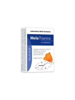 RELACALM MelaThianina 45 Compresse