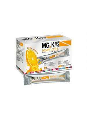 MGK VIS® 12 Pocket Stick Gusto Arancia da 15 ml.