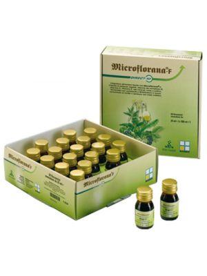 MICROFLORANA®-F Direct-10 20 Flaconcini Monodose da 25 ml.