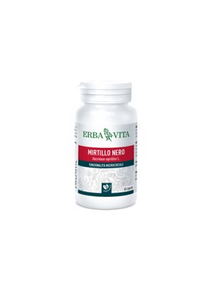 ERBA VITA Mirtillo Nero 60 Capsule