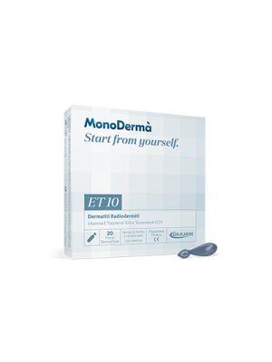 MONODERMA® ET10 Dermatiti Radiodermiti 20 Monodermodosi