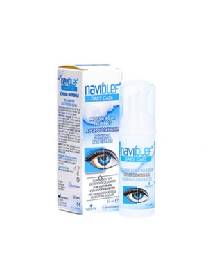 NAVIBLEF® Daily Care Schiuma Palpebrale 50 ml.