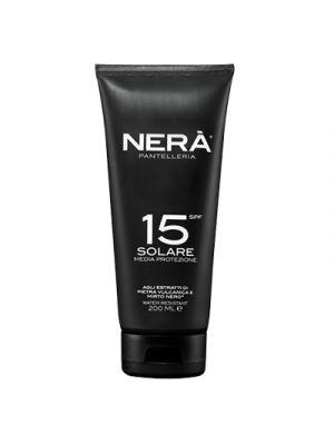 NERA® Crema Solare Media Protezione SPF15 200 ml.