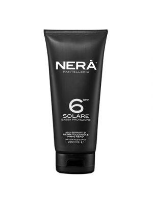 NERA® Crema Solare Bassa Protezione SPF6 200 ml.