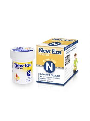 NEW ERA® Tissutale Complesso N 240 Mini Compresse Orodispersibili
