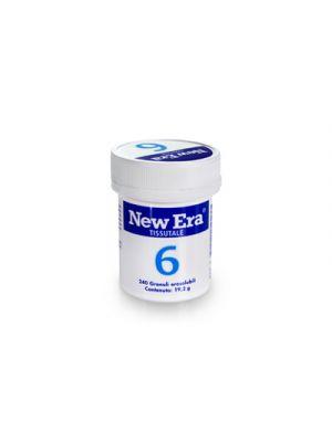 NEW ERA® 6 Kalium Phosphoricum 240 Compresse Orodispersibili