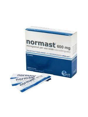 NORMAST® 600 mg. Microgranuli 20 Bustine Orosolubili