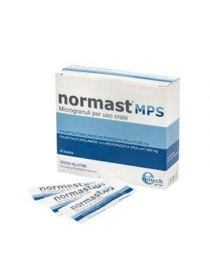 NORMAST® MPS Microgranuli 20 Bustine Orosolubili