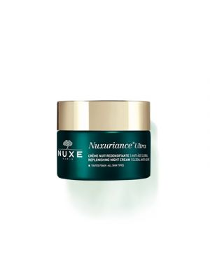 NUXE Nuxuriance® Ultra Crema Notte Ridensificante 50 ml.