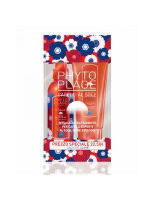 PHYTOPLAGE Huile Olio Protettivo Spray 100 ml. + Shampoo Doccia Reidratante
