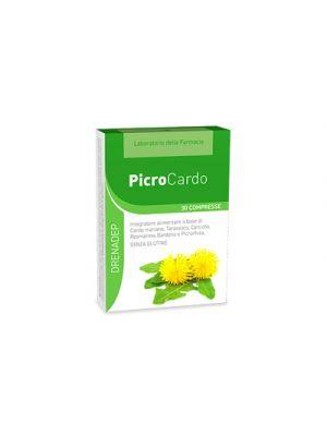 DRENADEP PicroCardo 30 Compresse