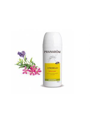 PRANAROM Aromapic Citronella+ Roll-On Corpo 75 ml.