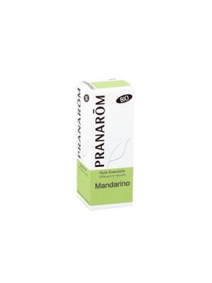 PRANAROM Olio Essenziale Di Mandarino BIO 10 ml.