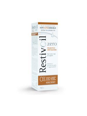 RESTIVOIL Zero Prurito e Irritazione Olio-Shampoo 150 ml.
