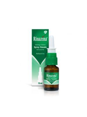 RINAZINA® 100 mg./100 ml. Spray Nasale 15 ml.